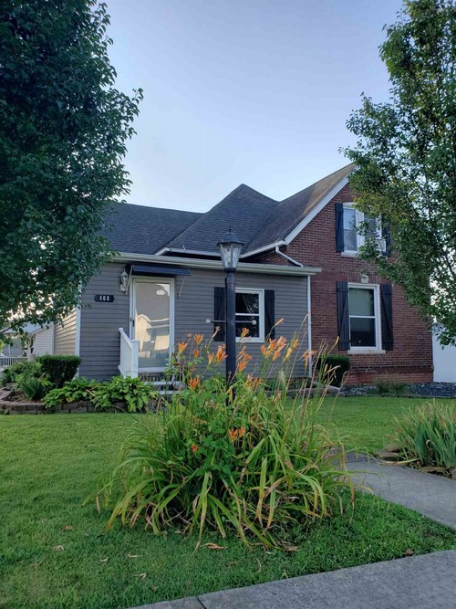 408 N Kentucky Avenue Loogootee, IN 47553-1225 | MLS 201918626