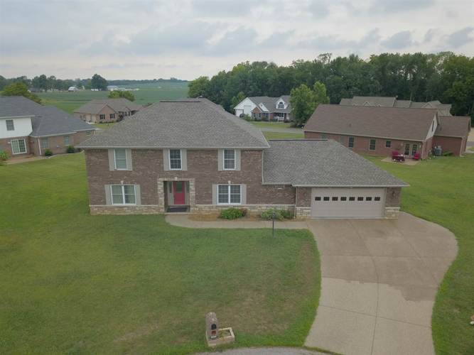 915  Chickasaw Drive Fort Branch, IN 47648 | MLS 201918817
