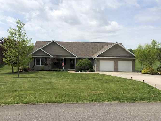 2201  HOLLACE CHASTAIN RD  Mitchell, IN 47446 | MLS 201918972