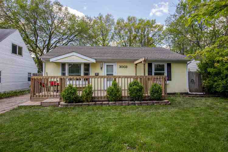 3003  Barnhart Avenue Fort Wayne, IN 46805 | MLS 201919259