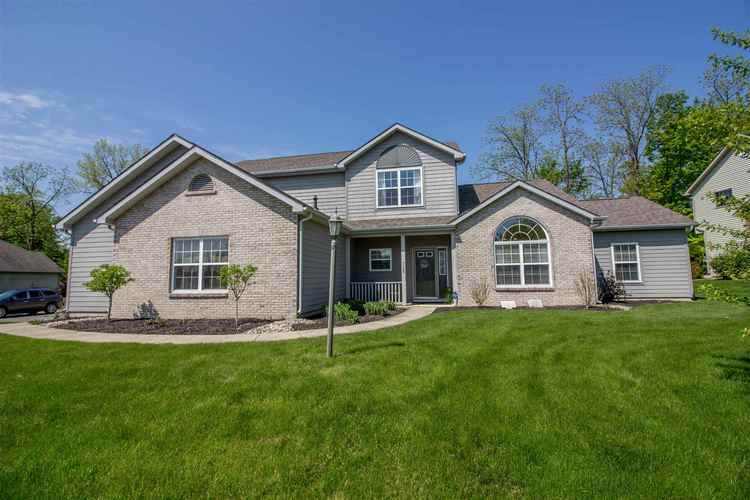 7805 Emerald Canyon Cove Fort Wayne, IN 46825-7401 | MLS 201919286 | photo 1