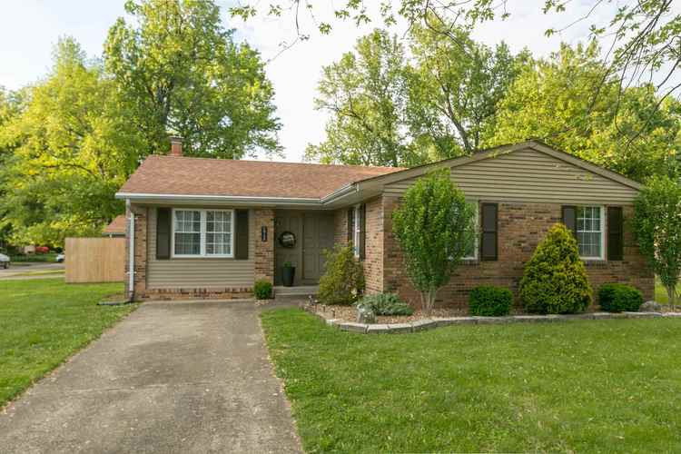 1520 Olympic Court Evansville, IN 47715 | MLS 201919365 | photo 1