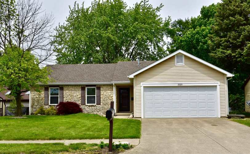 2020  Vancouver Drive Lafayette, IN 47905 | MLS 201919372