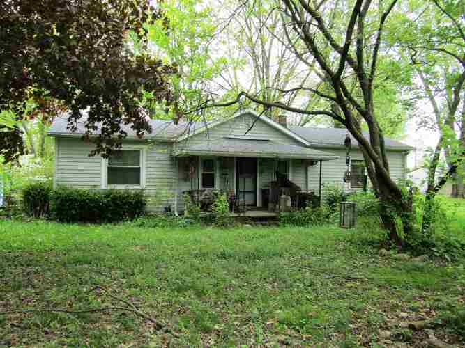 10521 Old State (13) Road LaFontaine, IN 46940   MLS 201919430   photo 1