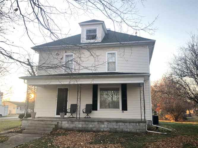122 S New York Street Remington, IN 47977 | MLS 201919883