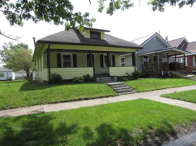 1517 W Spencer Avenue Avenue Marion, IN 46952 | MLS 201920691