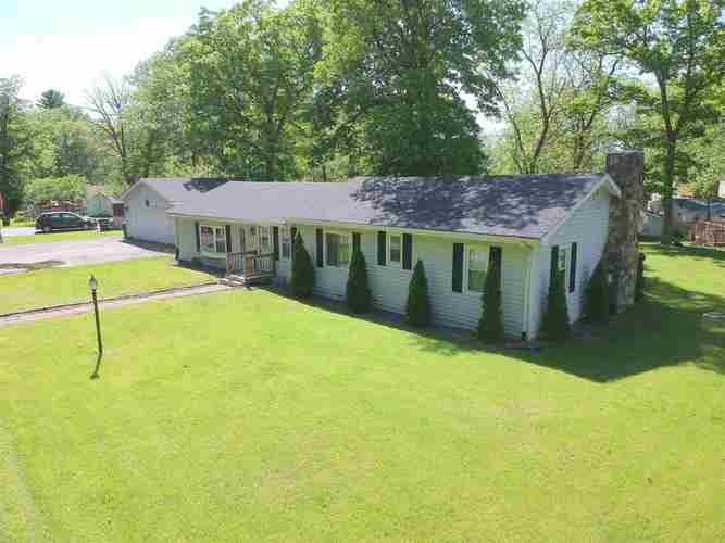 5061 N Canyon Loop Monticello, IN 47960-7053 | MLS 201920815