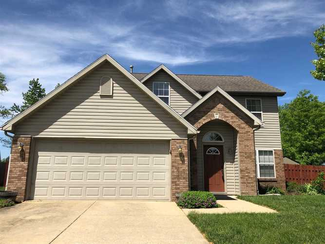 2228  Bobolink Drive West Lafayette, IN 47906 | MLS 201920861