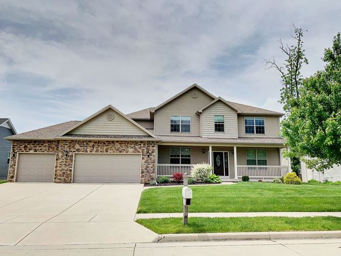 3711  Dartmouth Place West Lafayette, IN 47906 | MLS 201920864