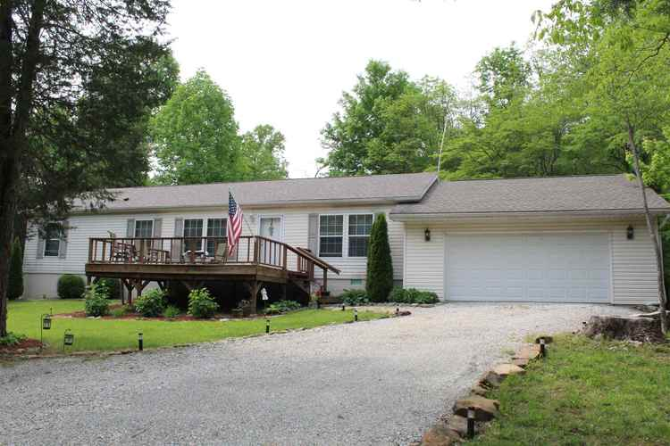 365 BOONE HOLLOW RD Williams IN 47470 | MLS 201920997 | photo 1