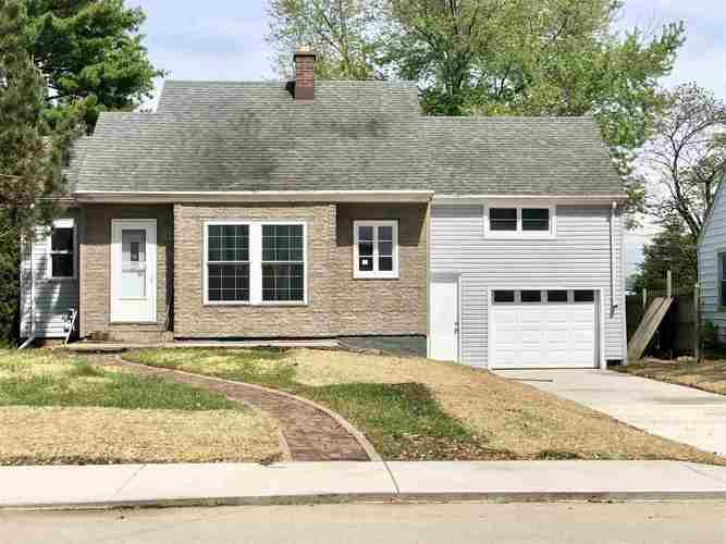 859  Burlington Avenue Frankfort, IN 46041-1459 | MLS 201921037