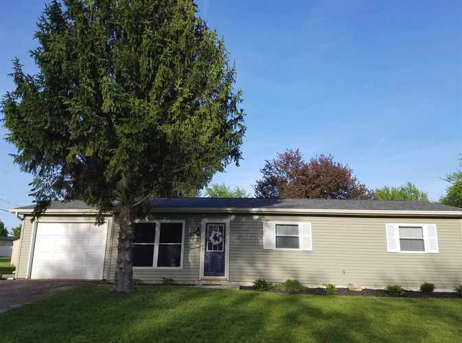 304  Clyde Avenue Angola, IN 46703   MLS 201921112
