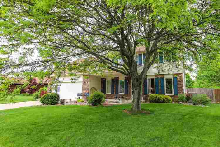 8720  Chimney Hill Place Fort Wayne, IN 46804 | MLS 201921159