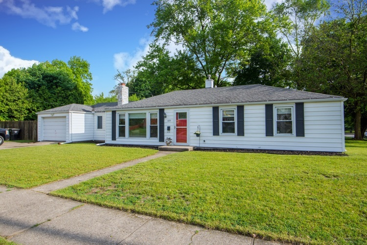 1835  Greenwood Drive South Bend, IN 46614-1657 | MLS 201921463