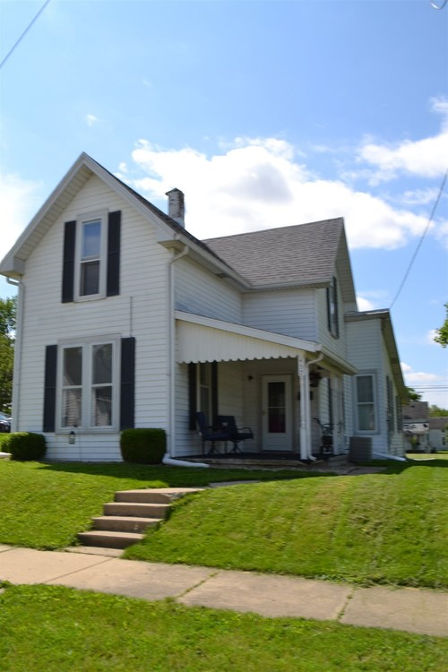 457 W Armstrong Street Frankfort, IN 46041 | MLS 201921501