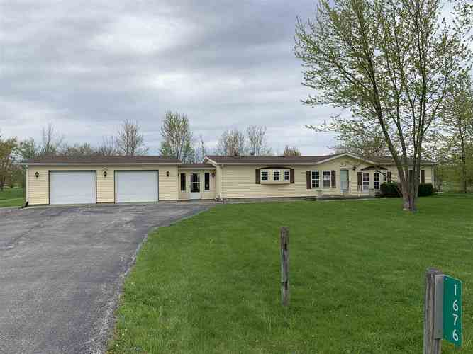 1676 E CR 1700 N  Summitville, IN 46070 | MLS 201921590
