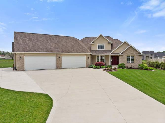 7876 FAWN MALLOW Cove Fort Wayne, IN 46835-9271 | MLS 201921706 | photo 1