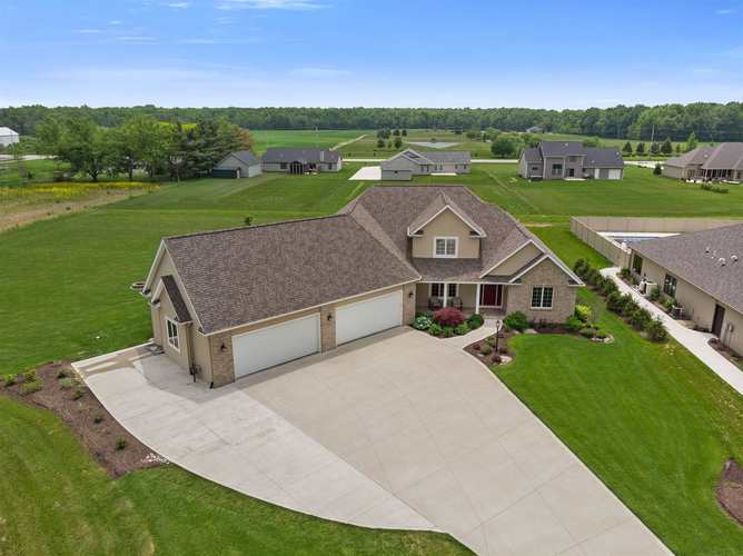 7876 FAWN MALLOW Cove Fort Wayne, IN 46835-9271 | MLS 201921706 | photo 2