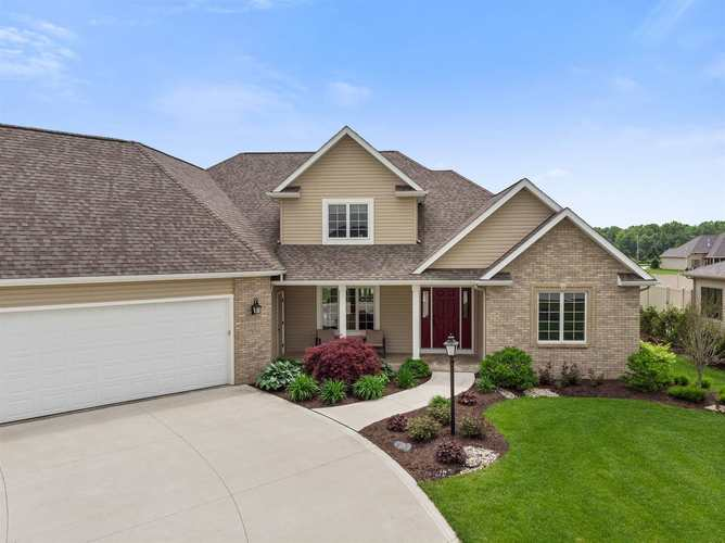 7876 FAWN MALLOW Cove Fort Wayne, IN 46835-9271 | MLS 201921706 | photo 3