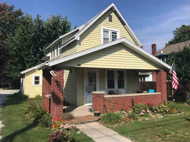 913  JACKSON Street Burlington, IN 46915 | MLS 201921841