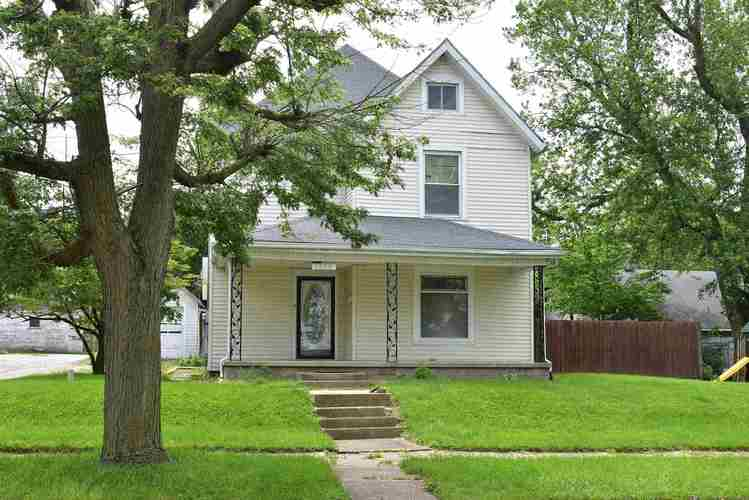 1152 N Main Street Frankfort, IN 46041 | MLS 201921968