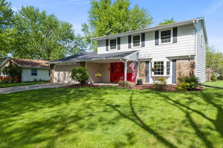 1916 Sovereign Drive Fort Wayne, IN 46815-7452   MLS 201922164   photo 1