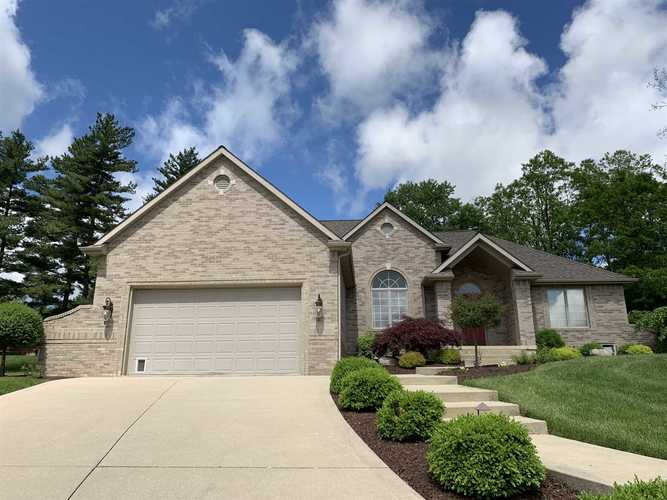 3021 N Blue Heron Trace Marion, IN 46952 | MLS 201922233