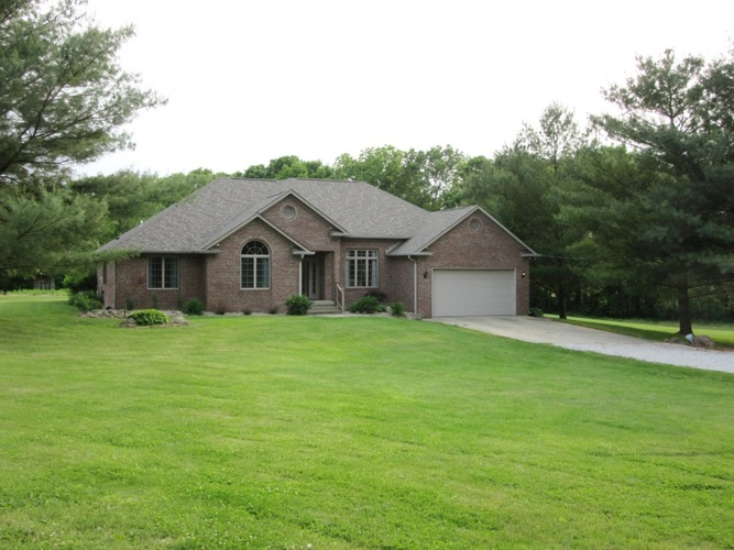 3837 E State Road 32 Road Crawfordsville, IN 47933   MLS 201922759