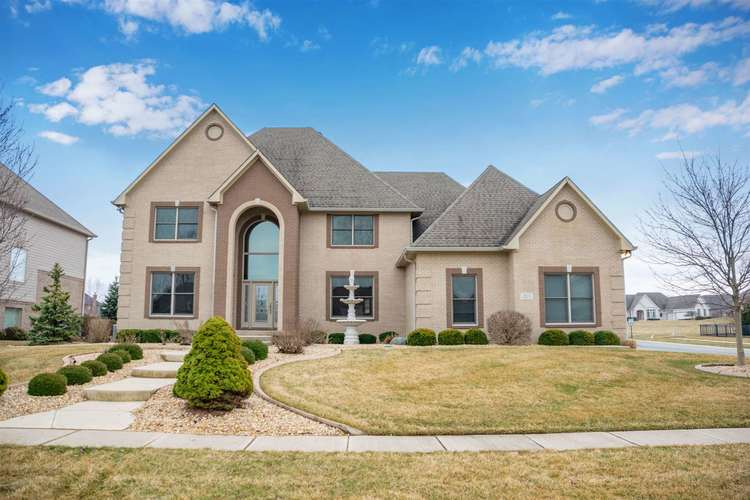 5432  ASHBY Court Greenwood, IN 46143 | MLS 201922877