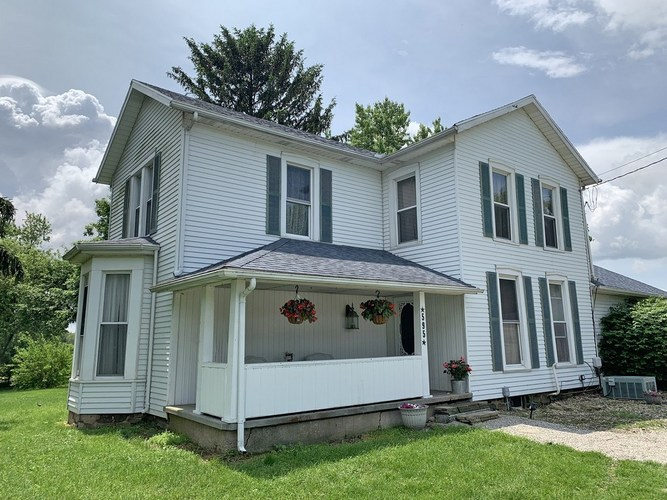 595 S Messick Road New Castle, IN 47362-9326 | MLS 201922884