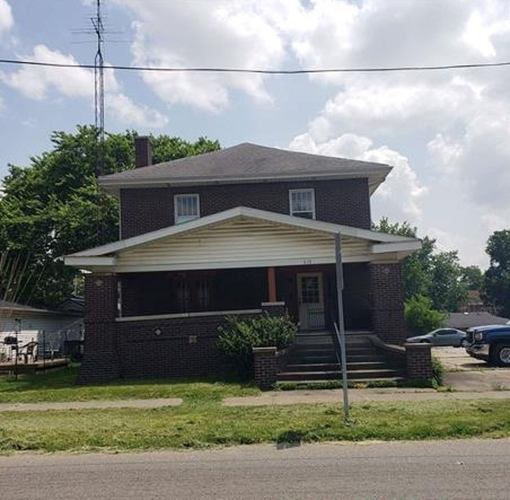 217 E Broadway Street Princeton, IN 47670 | MLS 201923159