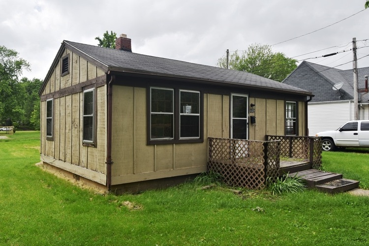552 S Third Street Frankfort, IN 46041 | MLS 201923786