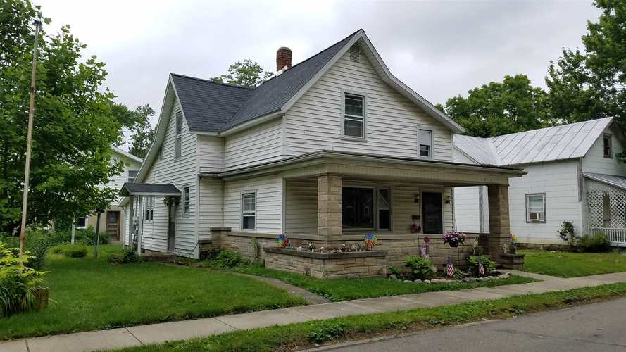 317 N Mill Street Fairmount, IN 46928 | MLS 201924025