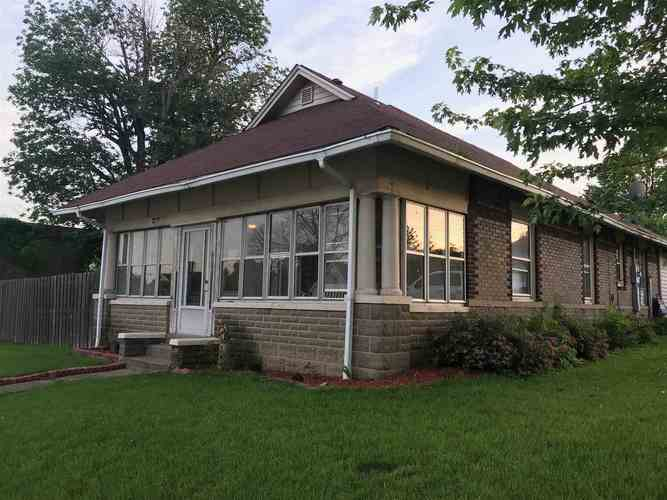 114 S Main Street Linden, IN 47955 | MLS 201924026