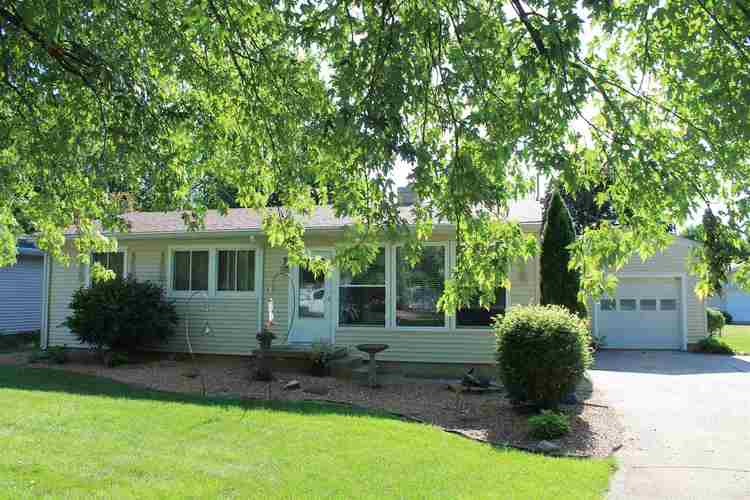167 S Country Club Court Crawfordsville, IN 47933 | MLS 201924124