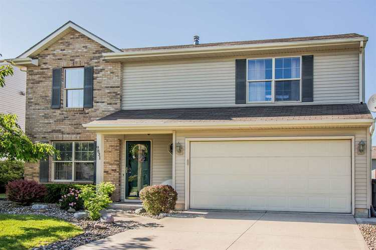 9831  Snowstar Place Fort Wayne, IN 46835-9390 | MLS 201924132