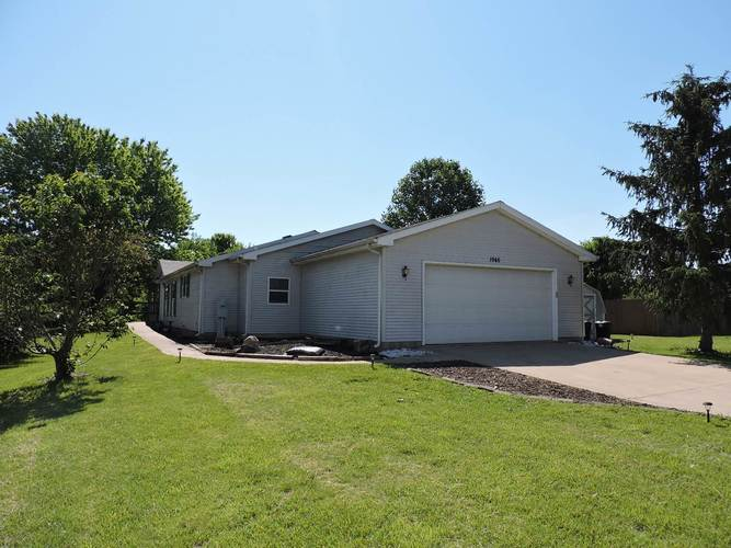 1946 N Vicky Lane Warsaw, IN 46582 | MLS 201924141