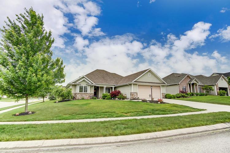 5411  Argiano Crossing Fort Wayne, IN 46845-8878 | MLS 201924189