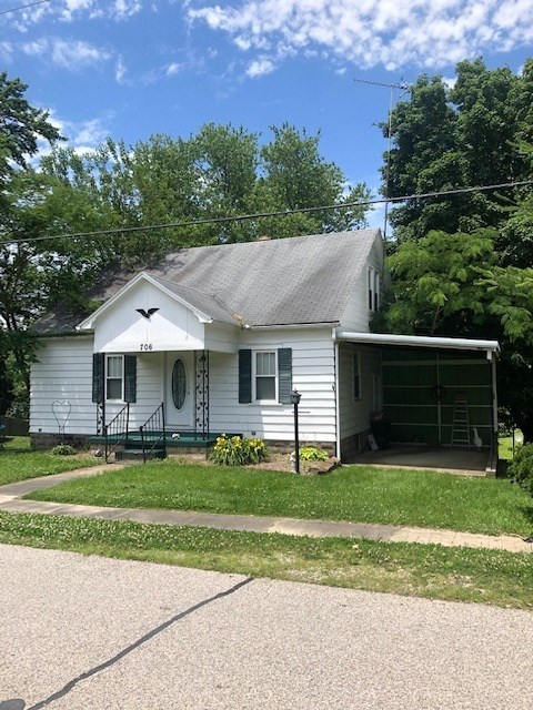 706 W Linn Street Holland, IN 47541-9691 | MLS 201924438
