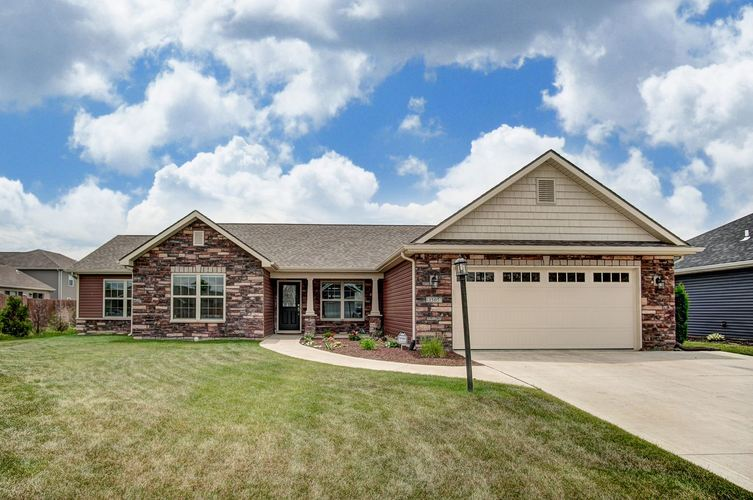 1505  Breckenridge Pass Fort Wayne, IN 46845 | MLS 201924629