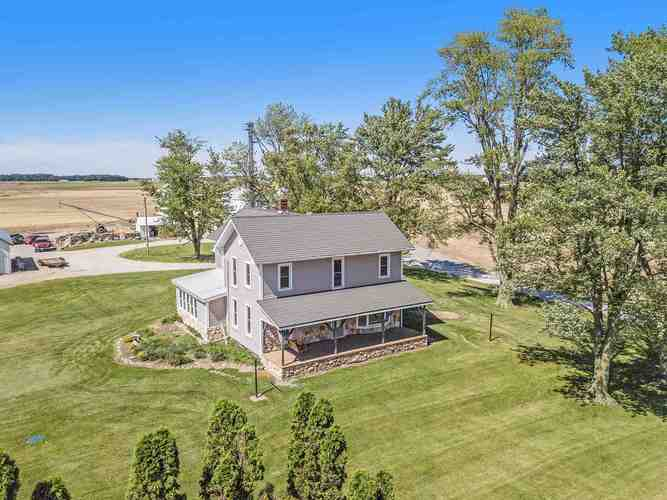17495 S County Line Road Syracuse, IN 46567 | MLS 201924937