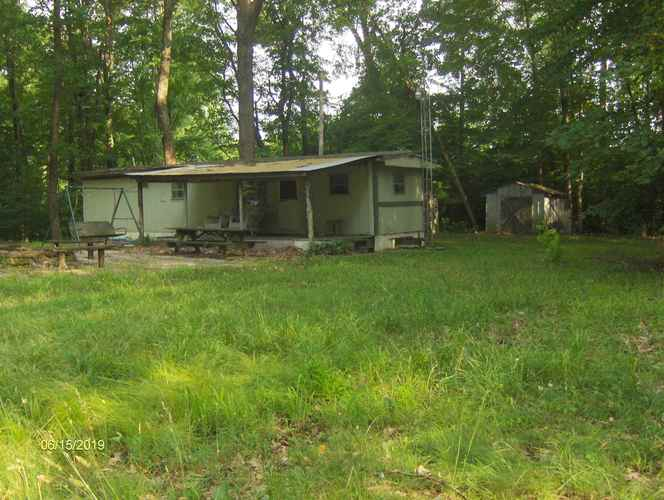 114 E Williams Ridge Rd. Road Eckerty, IN 47116 | MLS 201925045