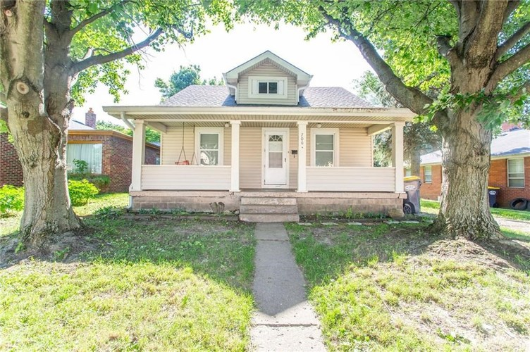 706  Chestnut Street Anderson, IN 46012 | MLS 201925212