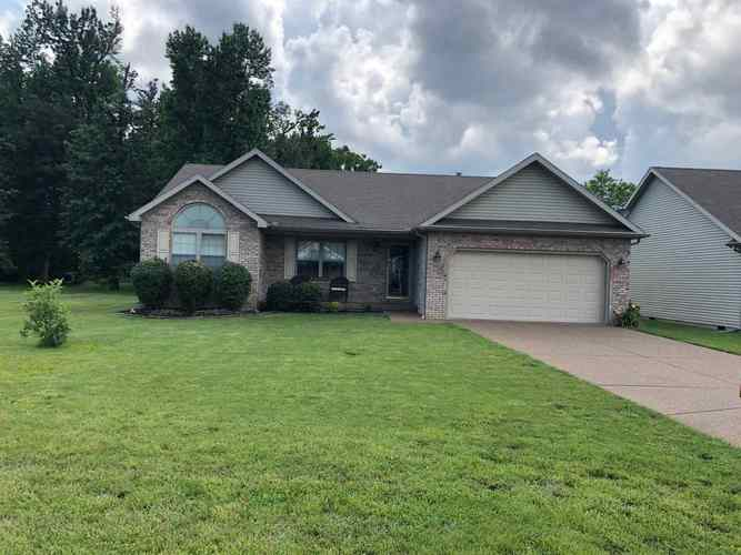 7312 Bent Branch Court Evansville, IN 47711 | MLS 201925370 | photo 2