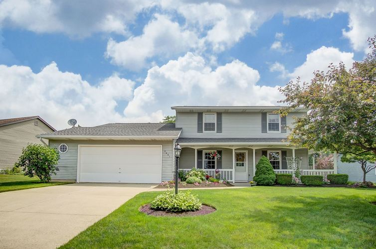 3621  Scarborough Drive New Haven, IN 46774-2705   MLS 201925625