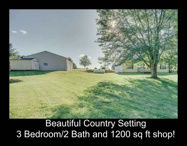 13206 E Newton Drive Solsberry, IN 47459 | MLS 201925720