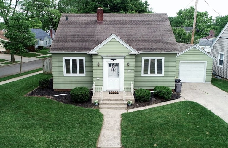 1701 Emerson Avenue Fort Wayne, IN 46808 | MLS 201925829 | photo 1