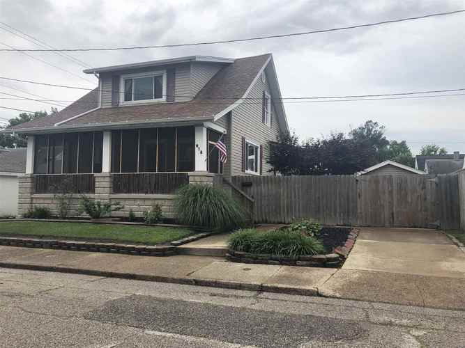 612 N Elliott Street Evansville, IN 47711 | MLS 201926203
