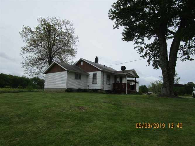 14709 W County Rd 800 North Road Jasonville, IN 47438 | MLS 201926311