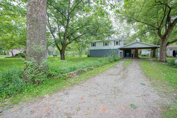12801 W Tippecanoe Ranch Road Delphi, IN 46923-9218 | MLS 201926587